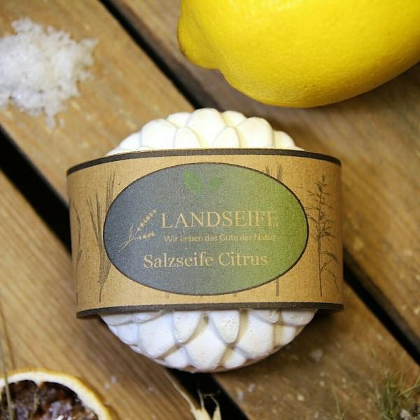 Bio-Salzseife Citrus
