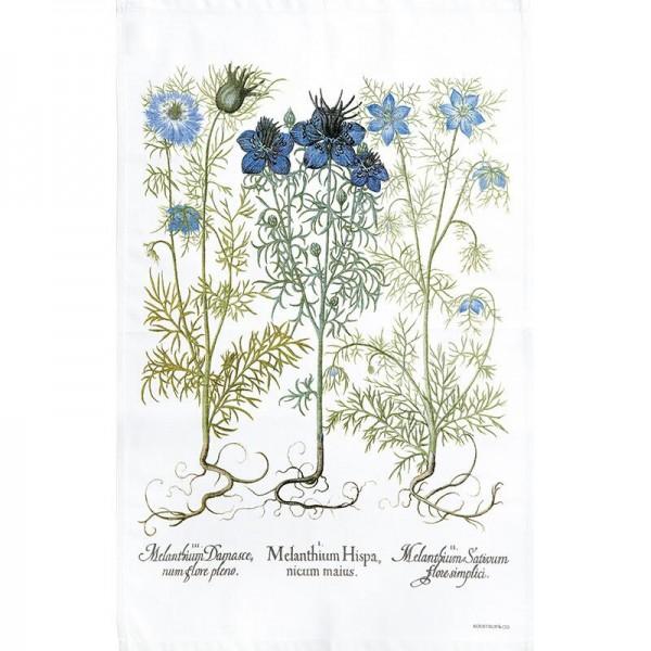 Geschirrhandtuch aus Biobaumwolle - Renaessance Garden