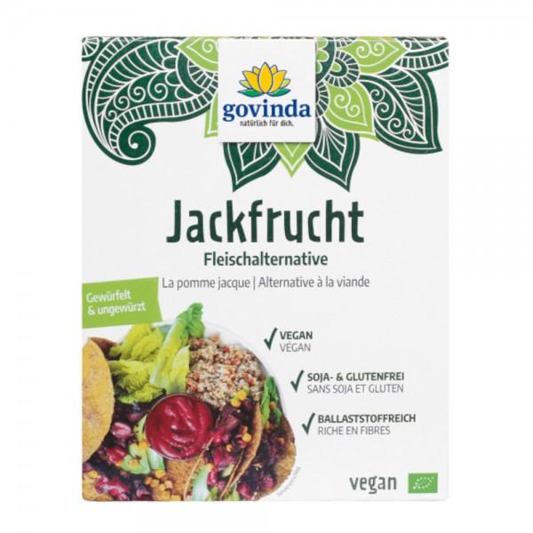Jackfrucht-Fruchtfleisch Würfel