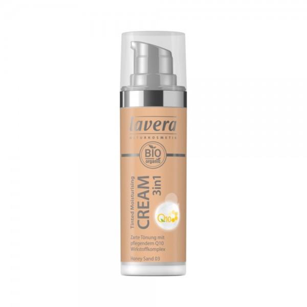 Tinted Moisturising Cream 3in1 Q10 -Honey Sand 03-Lavera
