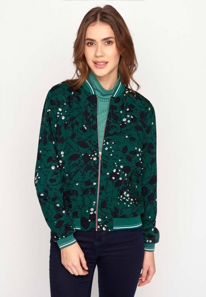 Greenbomb Blouson Autumn Feeling | Winter Blue