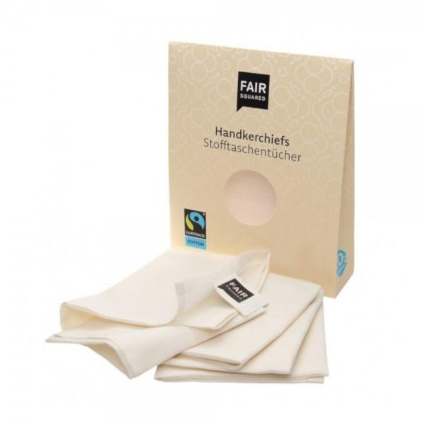Stofftaschentücher aus Bio-Baumwolle