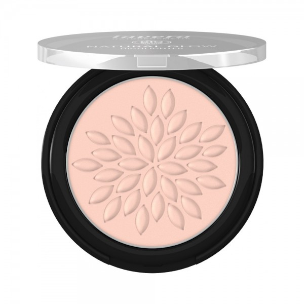 Natural Glow Highlighter -Rosy Shine 01-Lavera