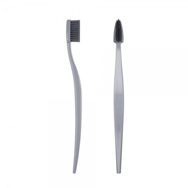 Biobrush Zahnbürste - grau