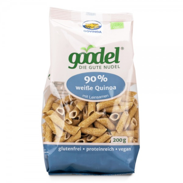Goodel Weiße Quinoa Penne