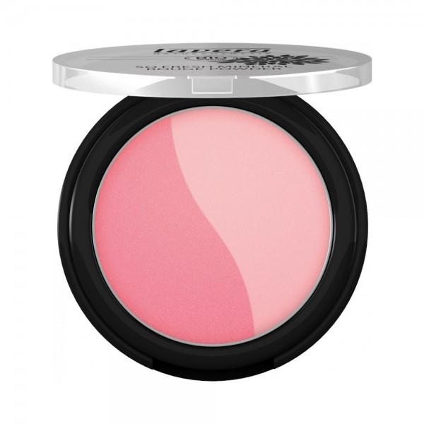 So Fresh Mineral Rouge Powder -Columbine Pink 07-Lavera