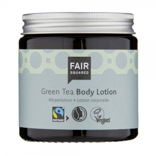 Body Lotion Green Tea