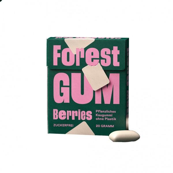 Plastikfreies Kaugummi - Forest Gum- Berries