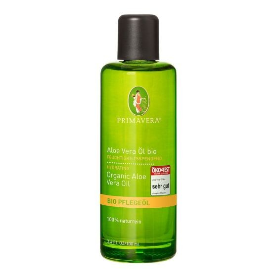 Aloe Vera Öl
