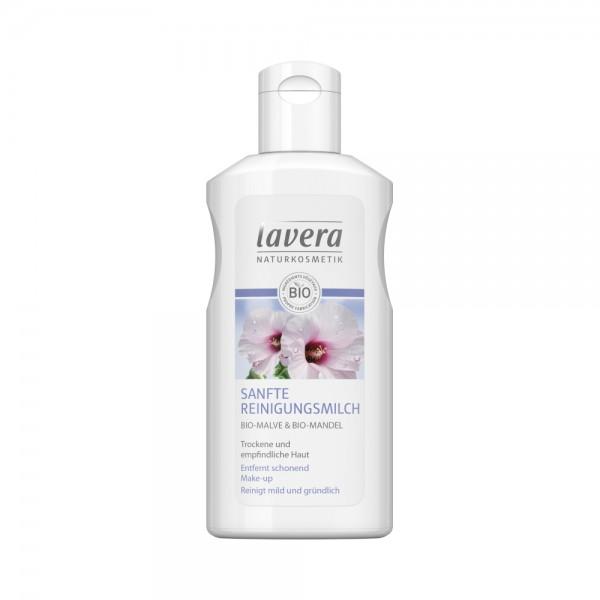 Sanfte Reinigungsmilch Lavera