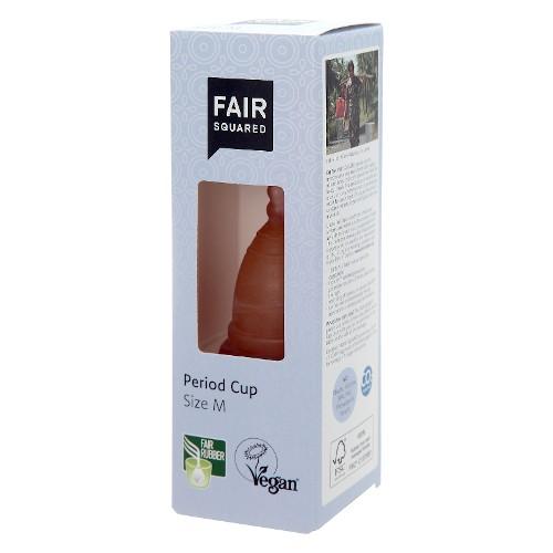 Menstruationstasse Fair Squared - Größe M