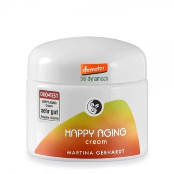 Happy Aging Cream Martina Gebhardt