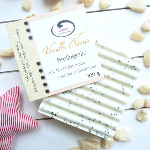Peelingseife Vanilla Cream