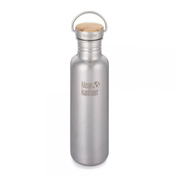 Klean Kanteen Reflect 800 ml Bamboo - Trinkflasche