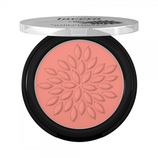 Mineral Rouge Powder -Charming Rose 01-Lavera