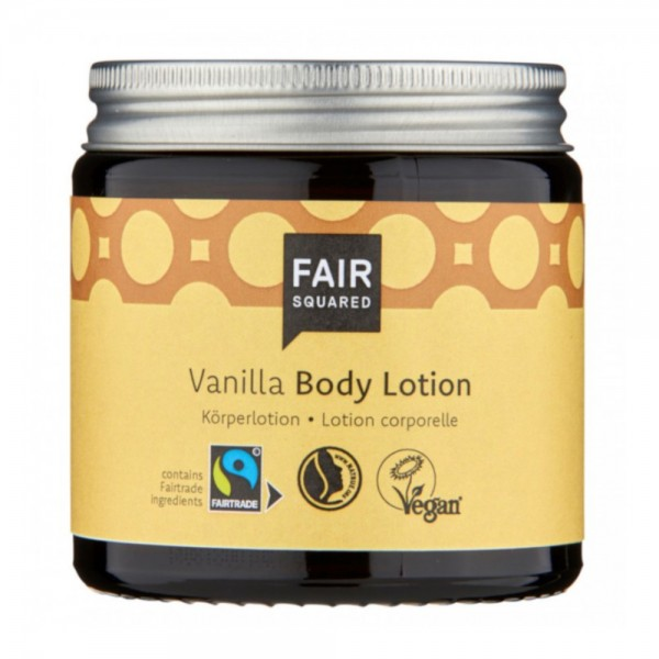 Body Lotion Vanilla