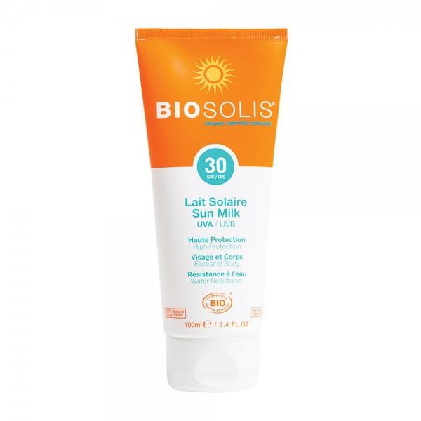 Sonnenmilch Körper & Gesicht LSF 30