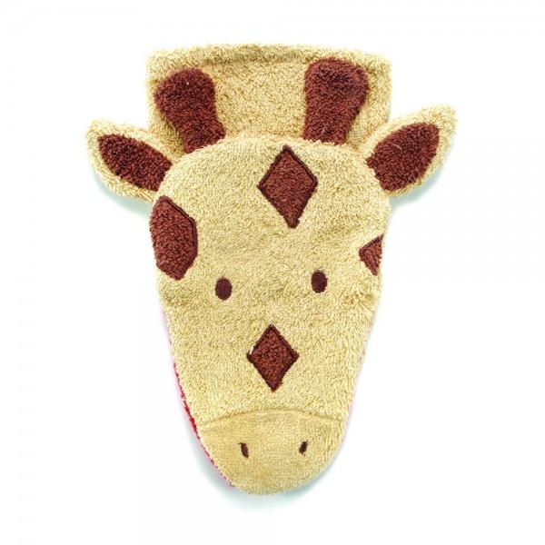 Bio Waschlappen Giraffe
