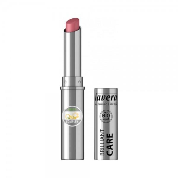 Beautiful Lips Brilliant Care Lipstick Q10 -Oriental Rose 03-Lavera