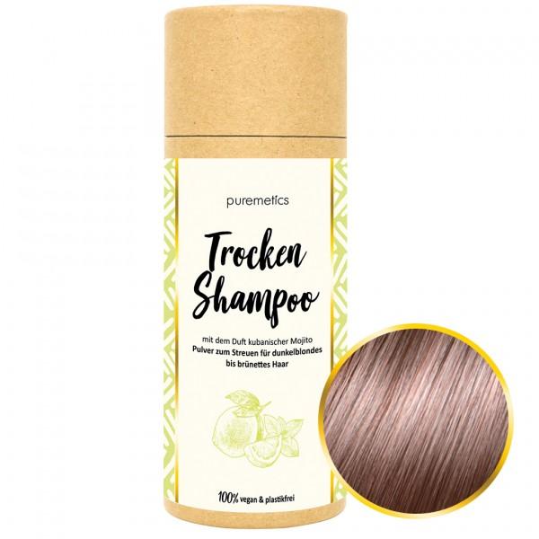 Trockenshampoo dunkelblondes bis brünettes Haar - Mojito