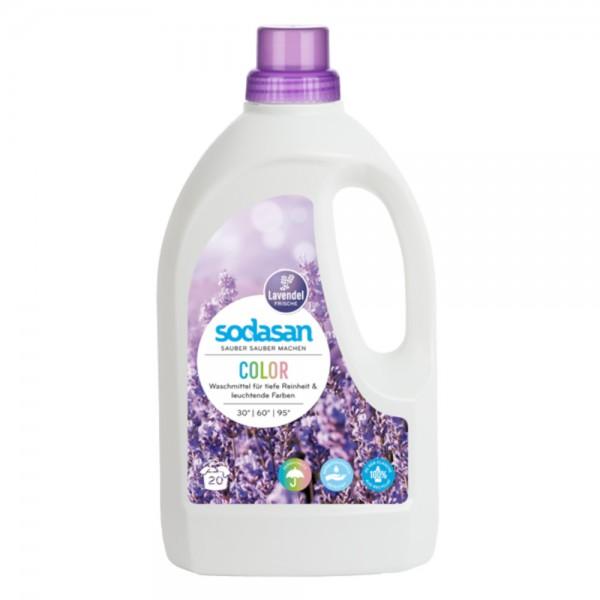 Color Flüssigwaschmittel Lavendel