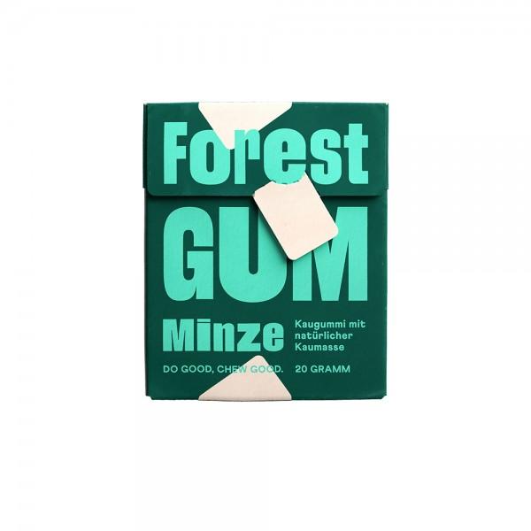 Plastikfreies Kaugummi - Forest Gum