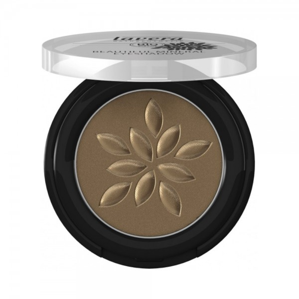 Beautiful Mineral Eyeshadow -Edgy Olive 37-Lavera