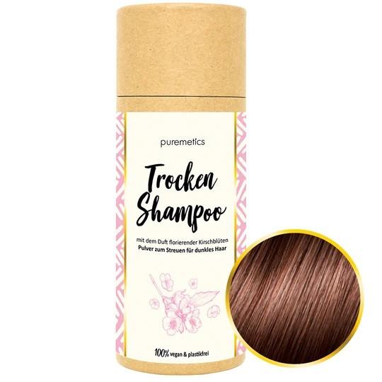 Trockenshampoo dunkles Haar - Kirschblüte