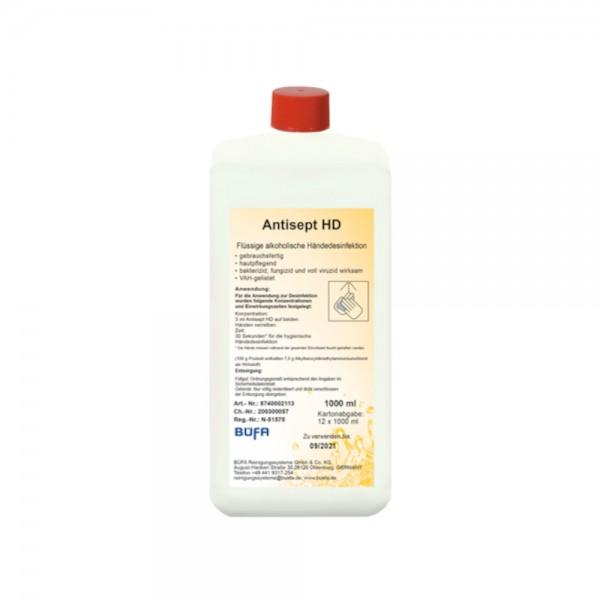 Händedesinfektion Antisept 1 L