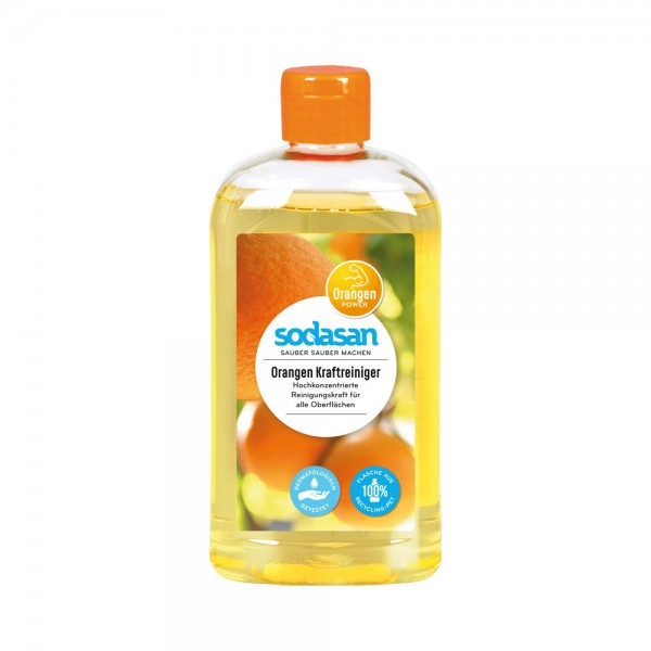 Orangen Reiniger Sodasan