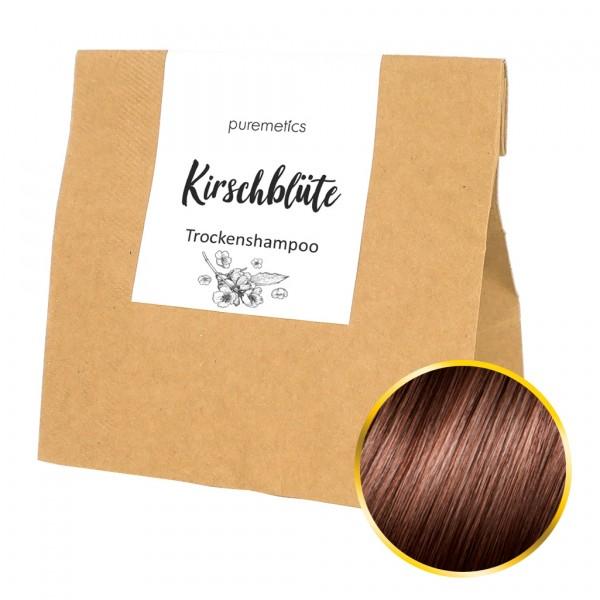 Nachfüllpack Trockenshampoo dunkles Haar - Kirschblüte
