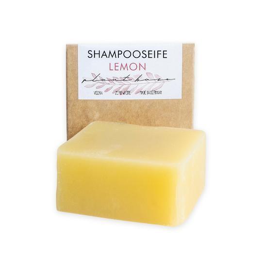 Shampooseife Lemon