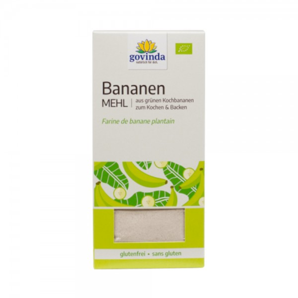 Bananenmehl