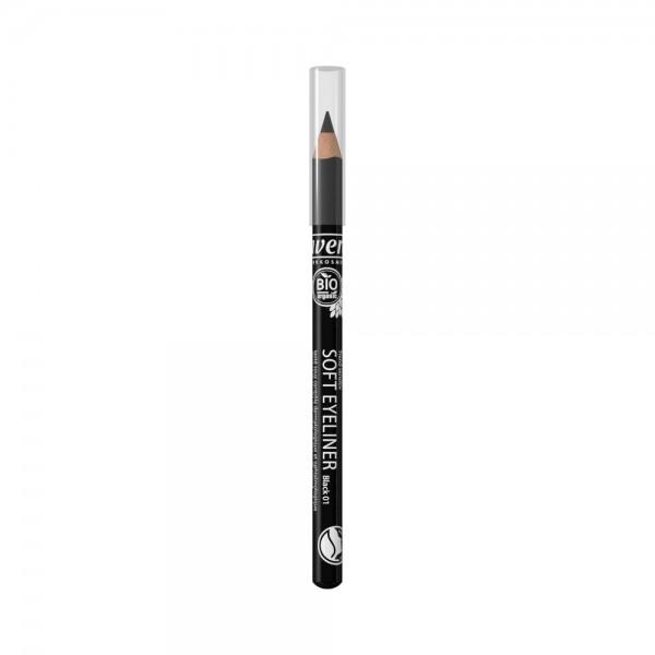 Soft Eyeliner -Black 01-Lavera