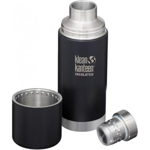 Klean Kanteen TK-Pro 750 ml shale black - Isolierte Trinkflasche