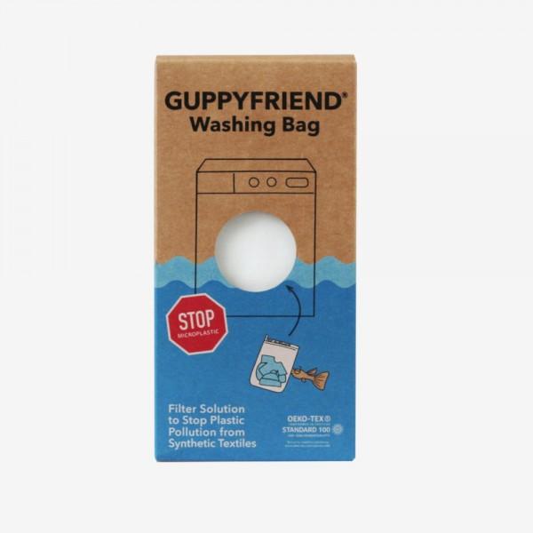 Guppyfriend – Waschbeutel mit Mikroplastikfilter