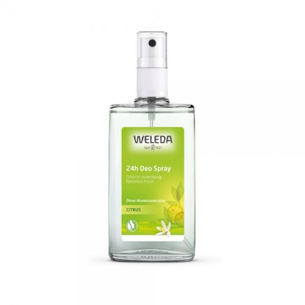 Citrus 24h Deo Spray Weleda