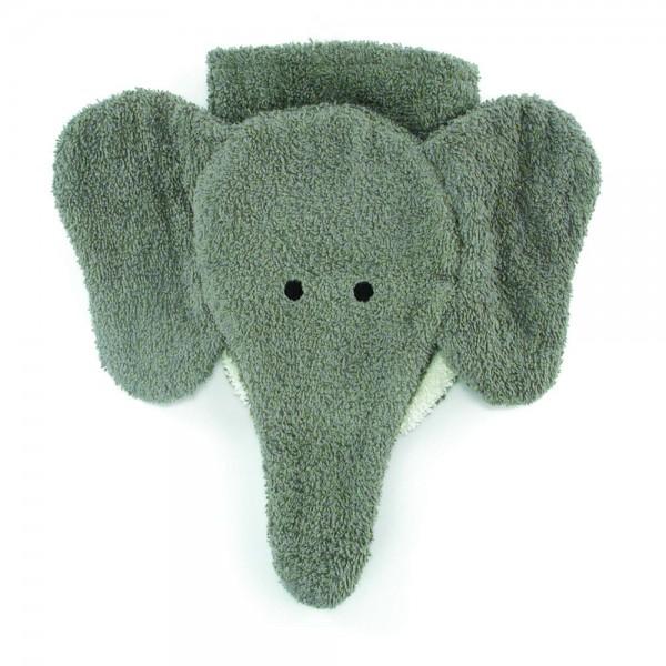 Bio Waschlappen Elefant
