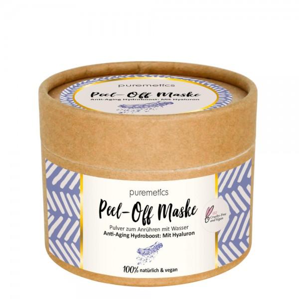 Peel-Off Maske Anti Aging: Hyaluron