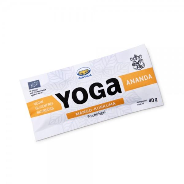 Yoga-Riegel Ananda