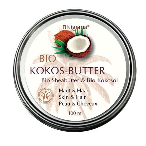 Kokos-Butter Bio