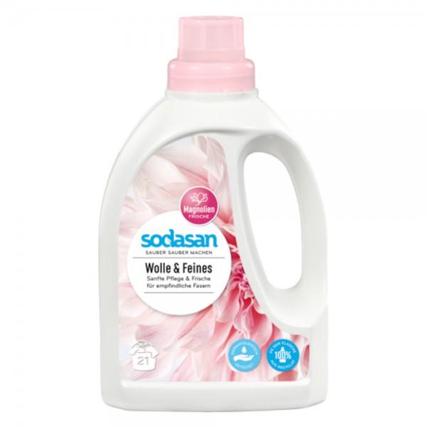 Wolle & Feines Waschmittel Sodasan