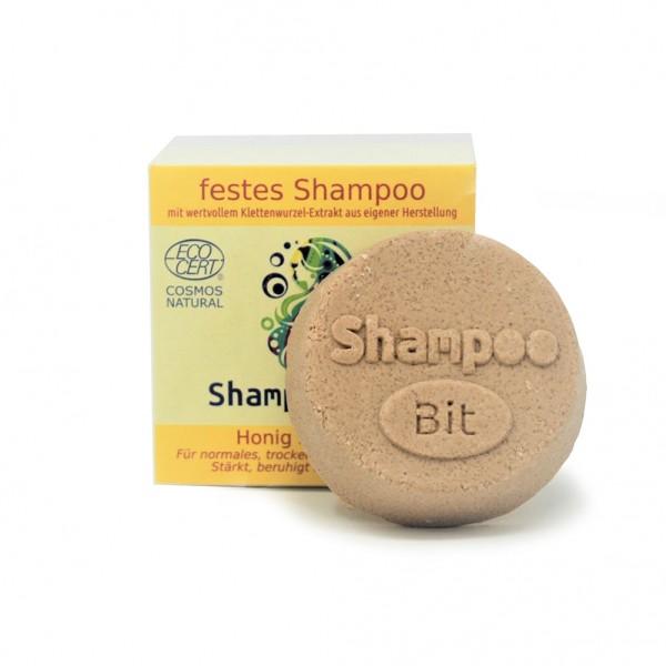 Rosenrot ShampooBit - Honig