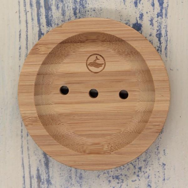 Seifenschale Holz - rund