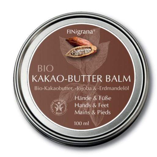 Kakao-Butter Balm Bio