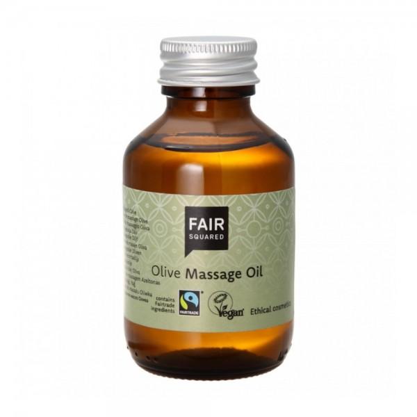 Massage- und Körperöl Olive