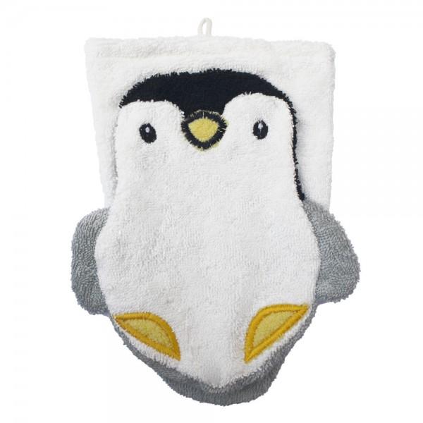 Bio Waschlappen Pinguin Philipp
