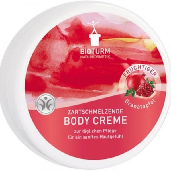 Body Creme Granatapfel Nr. 61 Bioturm
