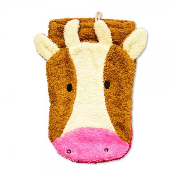 Bio Waschlappen Kuh