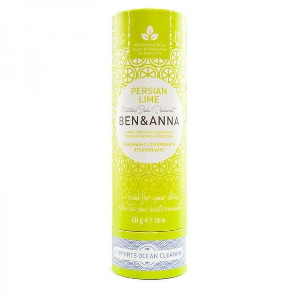 Ben & Anna Deostick - Persian Lime